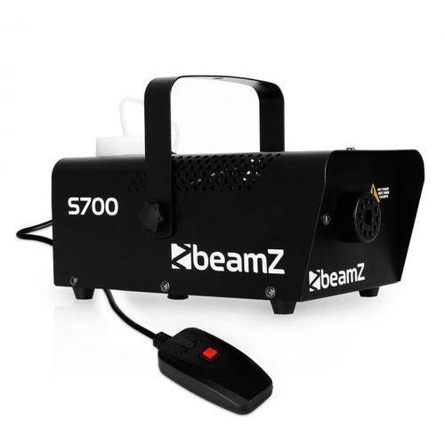 Beamz S700 wytwornica mgły, wł. 500ml płynu,75m³/min
