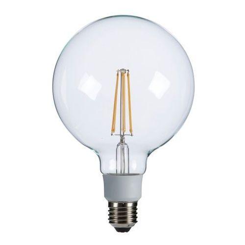 Żarówka LED Diall Filament ściemnialna G120 E27 12 5 W 1521 lm barwa ciepła