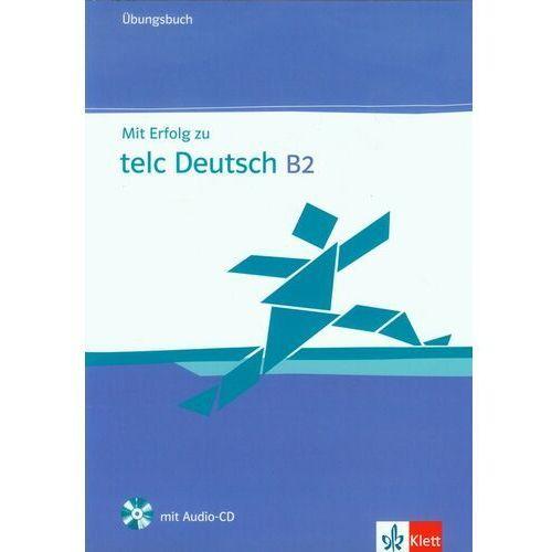 Mit Erfolg Zu Telc Deutsch B2 Ubungsbuch + Cd (9783126768047)