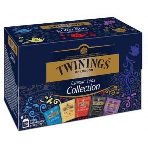 herbata ekspresowa black tea collection 20 torebek marki Twinings