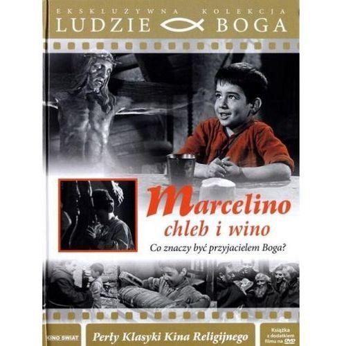 Ludzie Boga. Marcelino chleb i wino DVD + książka (9788392933151)