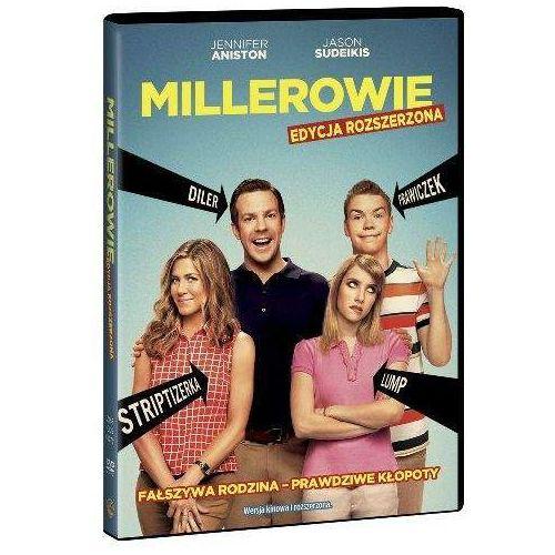 Galapagos films Millerowie (dvd) - rawson marshall thurber od 24,99zł darmowa dostawa kiosk ruchu (7321909327610)