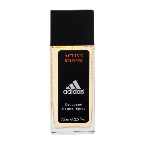 active bodies men dezodorant w atomizerze 75 ml - coty marki Adidas