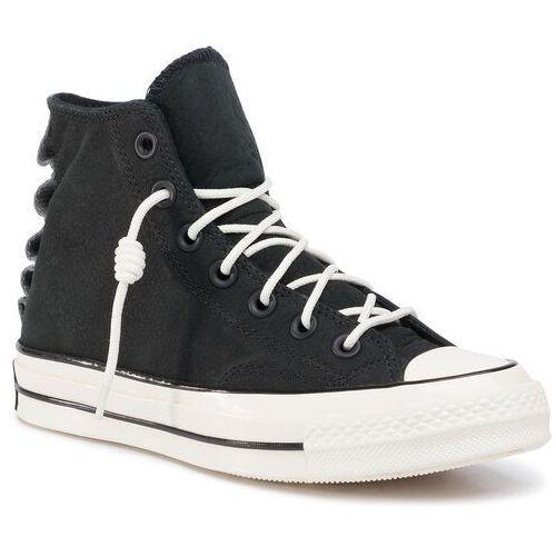 Converse Trampki - chuck 70 sp hi bla 165999c black/mason/white