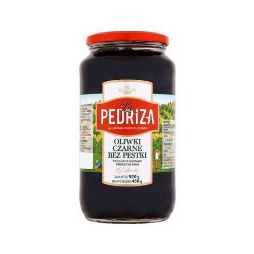 LA PEDRIZA 920g Oliwki czarne Bez pestek