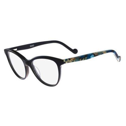 Okulary korekcyjne lj2642 001 marki Liu jo