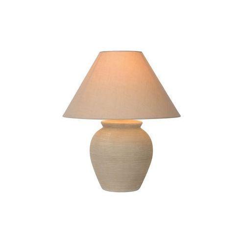 Lucide RAMZI Lampa stołowa Beżowy, 1-punktowy - Dworek - Obszar wewnętrzny - RAMZI - Czas dostawy: od 10-14 dni roboczych (5411212470201)