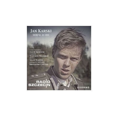 Jan Karski (płyta CD/MP3) płyta CD