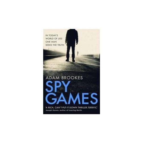 Spy Games, Brookes, Adam