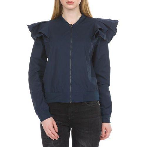 SELECTED Naka Jacket Niebieski 34, kolor niebieski