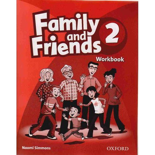Family and friends 2. Workbook (2011)