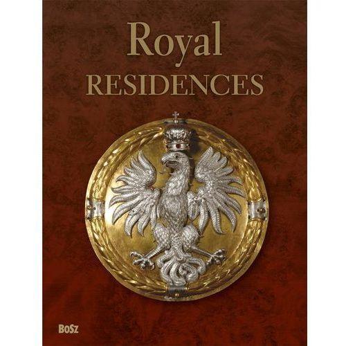 Rezydencje królewskie. Wersja angielska - Tadeusz Zielniewicz (9788375762518)