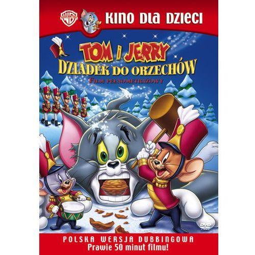 Tom i jerry: dziadek do orzechów (dvd) - . darmowa dostawa do kiosku ruchu od 24,99zł marki Spike brandt, tony cervone