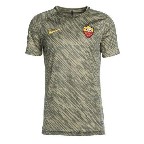 Nike Performance AS ROM DRY Artykuły klubowe neutral olive/medium olive/university gold, 928116