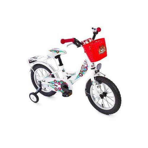 Leader Fox Busby Girl 14, dziecięcy rower