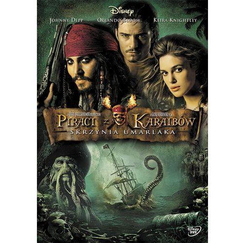 Galapagos Piraci z karaibów. skrzynia umarlaka [dvd]