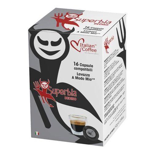 Superbia kapsułki do lavazza a modo mio – 16 kapsułek marki Nespresso kapsułki