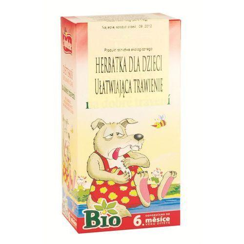 Apotheke bio herbatka dla dzieci ułatwiająca trawienie, 20 torebek (8595178200748)