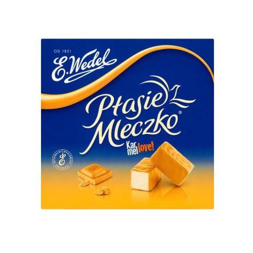 E. wedel 380g karmellove! ptasie mleczko śmietankowe w karmelowej czekoladzie