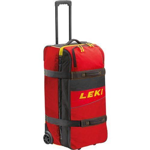 7f53d8352b63 LEKI Torba podróżna na kółkach czerwony 791 ...