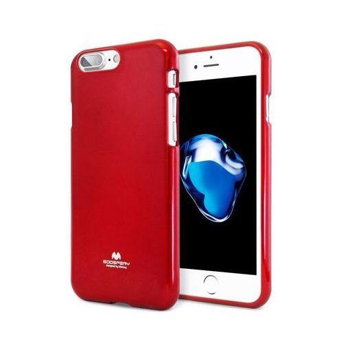 Mercury etui jelly case iphone x czerwony (8806164342855)