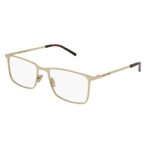 Okulary korekcyjne sl 180 002 marki Saint laurent