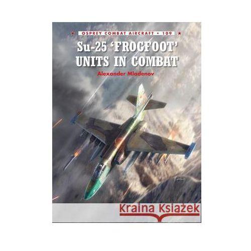 Su-25 'Frogfoot' Units in Combat (9781472805676)