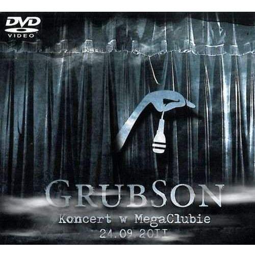 Empik.com Koncert w mega clubie - grubson (płyta dvd) (5903427875303)