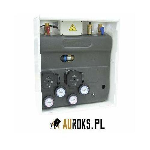 zestaw mieszający primobox azb 201 w szafce, bez mieszania, zawór termostatyczny atm 561 marki Afriso