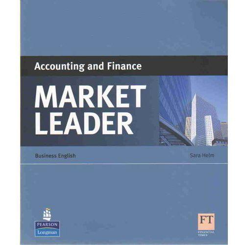 Accounting And Finance, oprawa miękka