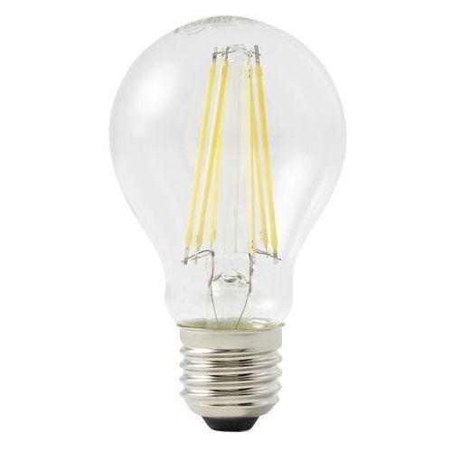 Żarówka LED Diall A60 E27 8 W 1055 lm przezroczysta barwa zimna (3663602667414)