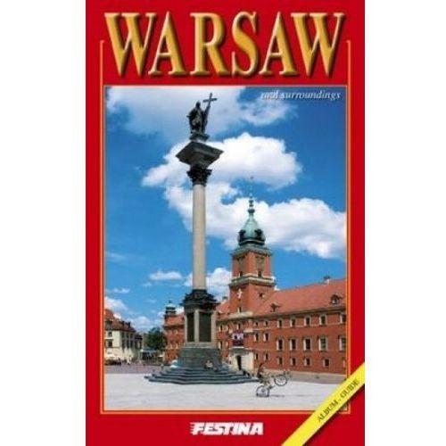 Warszawa i okolice. Wersja angielska (9788361511694)