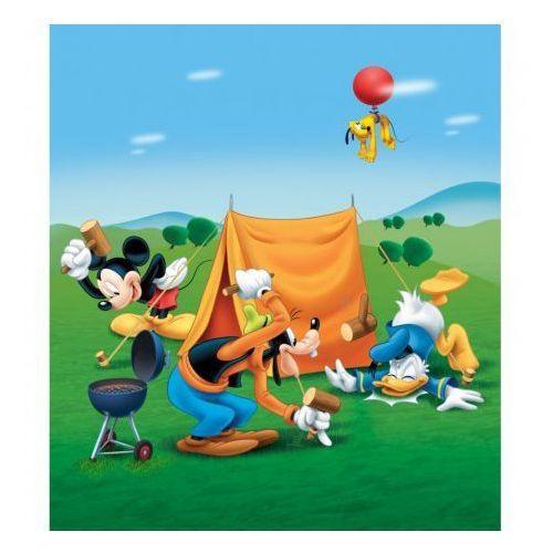 Myszka Mickey i przyjaciele - licencjonowana tapeta do pokoju dziecka - oferta [7586dcae8ff36460]