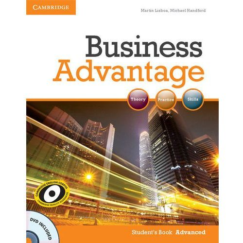 Business Advantage Advanced Student's Book (podręcznik) with DVD (2012)