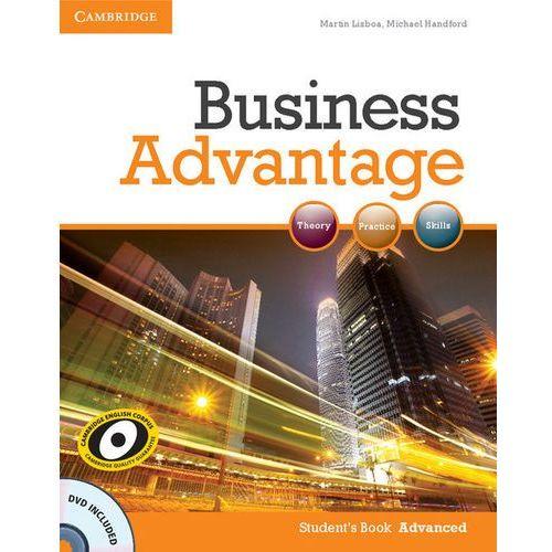 Business Advantage Advanced Student's Book (podręcznik) with DVD (2012)