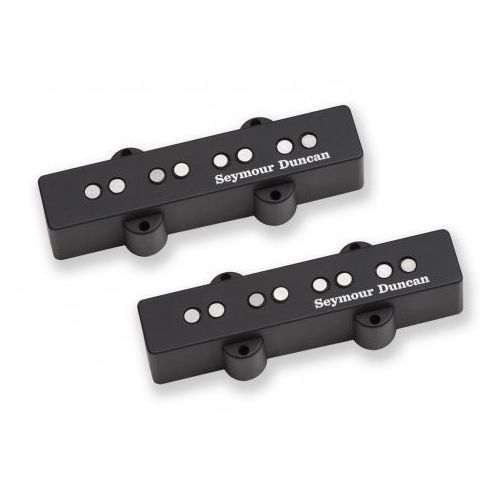 Seymour duncan apollo jb 4s apollo jazz bass pickup, przetworniki do gitary basowej typu jazz bass set, 4-struny