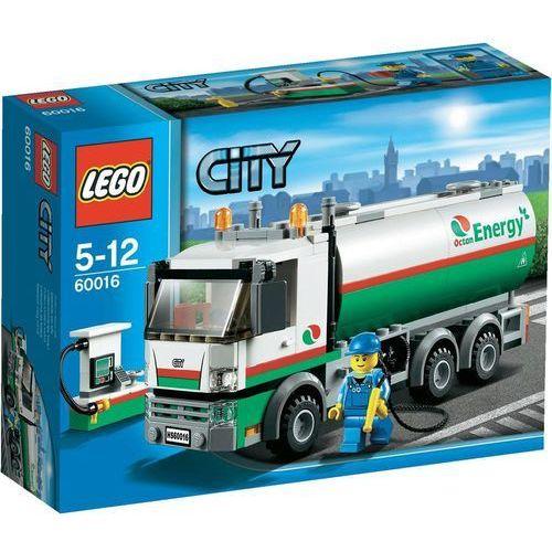 Lego City CYSTERNA 60016 z kategorii: klocki dla dzieci