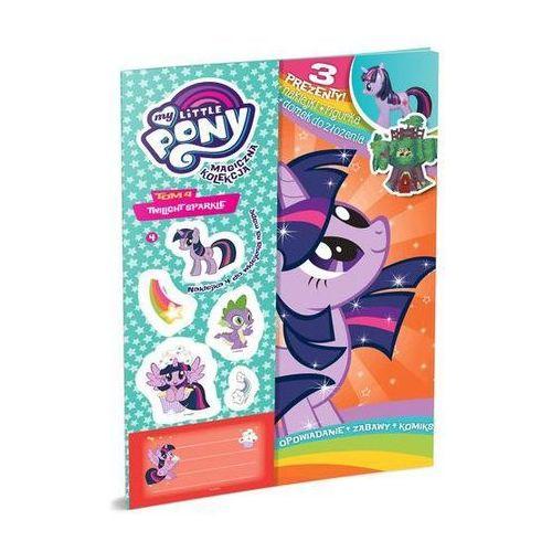 Magiczna Kolekcja My Little Pony 4 - Jeśli zamówisz do 14:00, wyślemy tego samego dnia. (24 str.)