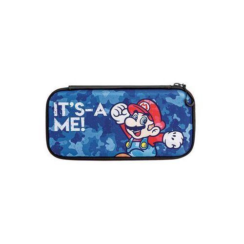 switch slim travel case - mario camo edition - torba - nintendo switch marki Pdp