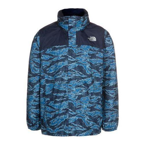The North Face NOVELTY RESOLVE Kurtka hardshell cosmic blue - produkt z kategorii- kurtki dla dzieci