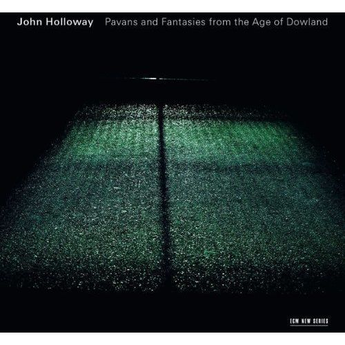 Universal music / ecm John holloway - pavans and fantasies from the age of dowland