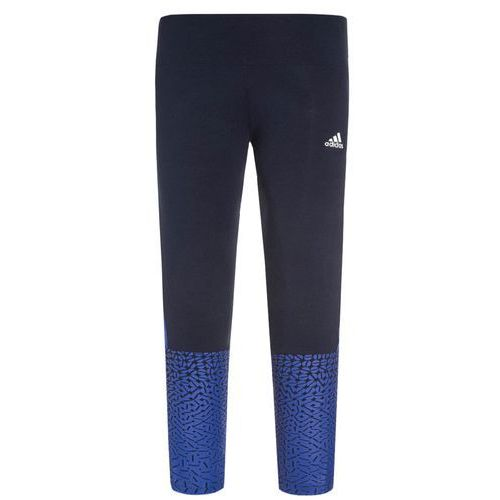 adidas Performance Legginsy collegiate navy/bold blue/ice blue