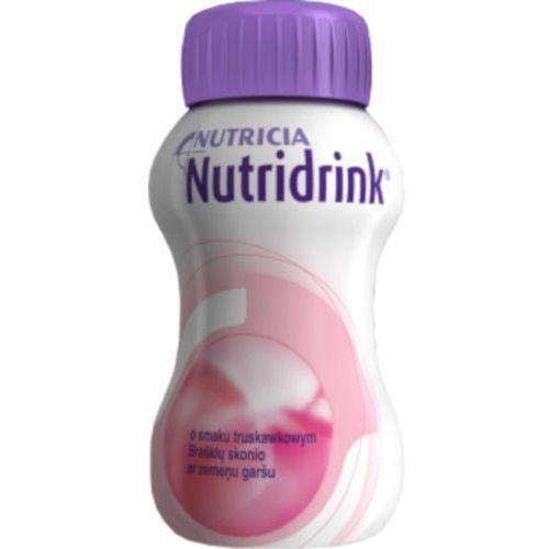 nutridrink - truskawka - dieta kompletna, bezresztkowa - 125ml marki Nutricia
