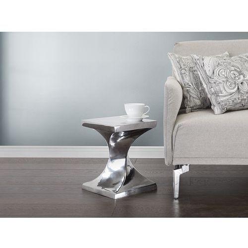 Nowoczesny stolik kawowy - stół - aluminium - ASMARA - sprawdź w wybranym sklepie