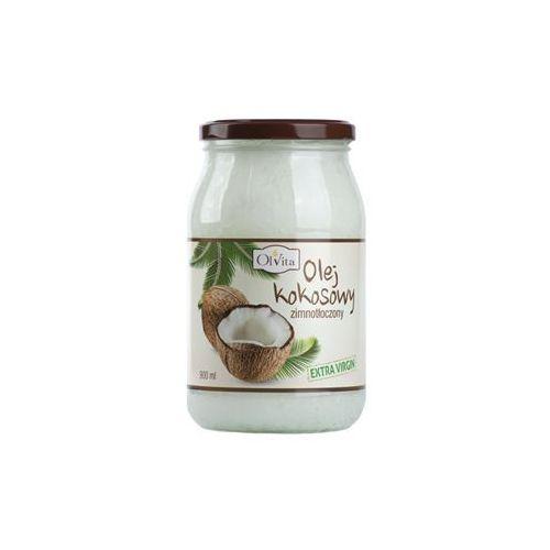 Olvita Olej kokosowy tłoczony na zimno 900 ml
