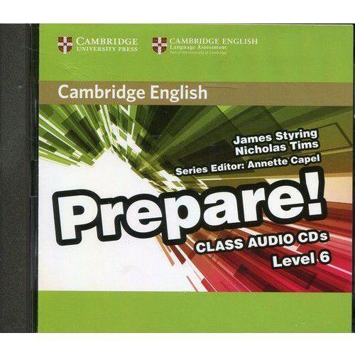 Cambridge English Prepare! 6 Class Audio 2CD