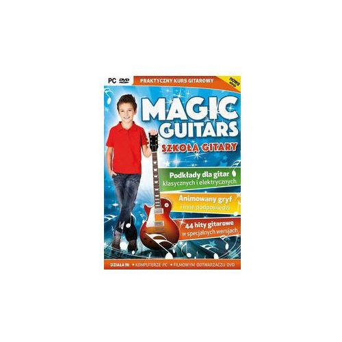 Magic Guitars Szkoła Gitary PC-DVD (Płyta DVD) (5907595772495)
