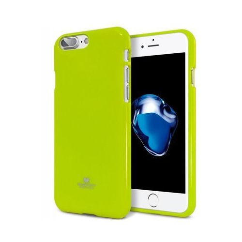 Mercury Etui JELLY Case iPhone X limonkowy (8806164342916)