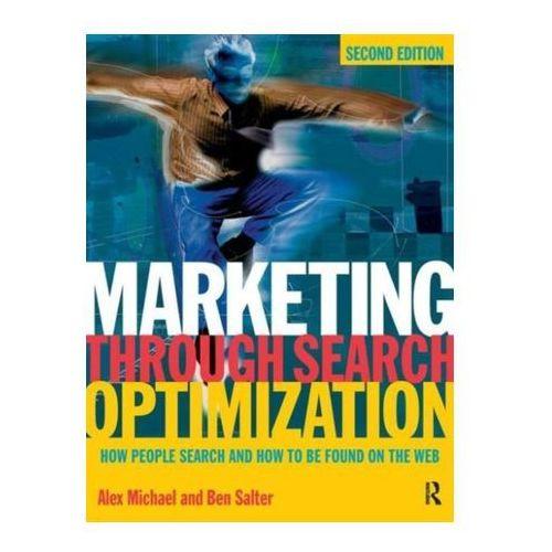 Marketing Through Search Optimization (9780750683470)