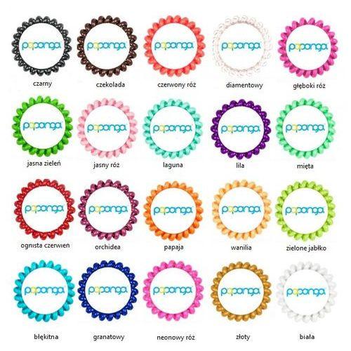 l gumka do włosów duża różne kolory marki Papanga